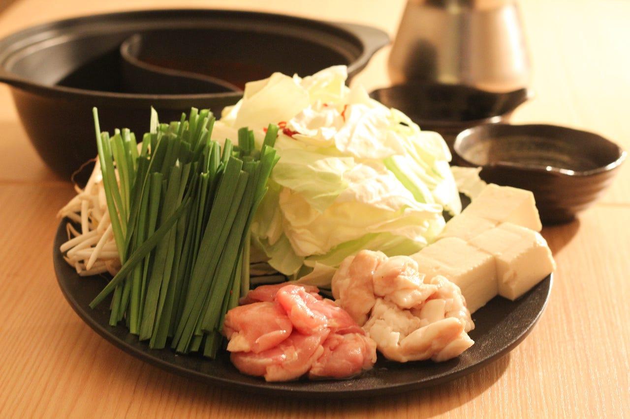 <名物>かん菜の二色鍋