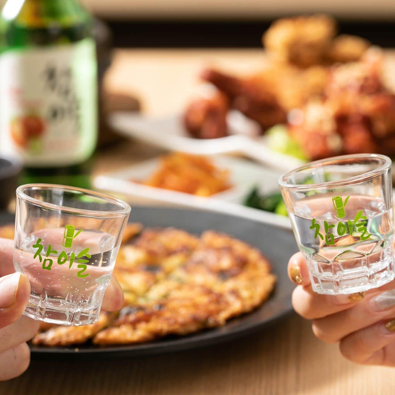 ノンアルコールカクテルや韓国焼酎