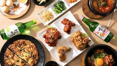 KOREAN KITCHEN&二色鍋 かん菜  こだわりの画像