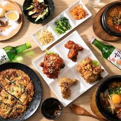 韓国料理×鍋 かん菜