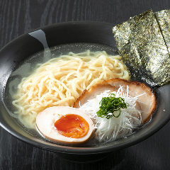 【麺】自家製 和風ラーメン 鯛 あら塩スープ
