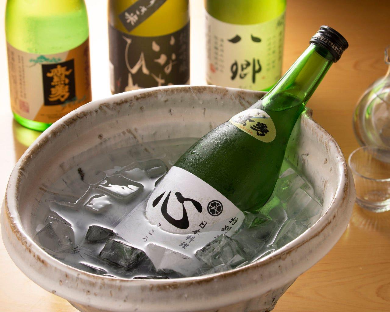 日本酒 鳥取県の地酒を多数ご用意