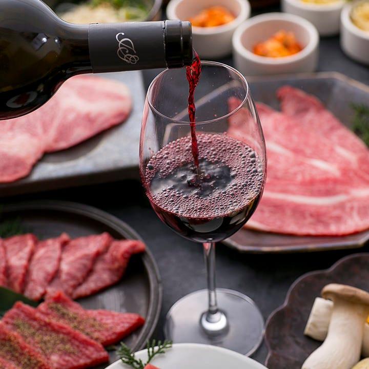 美食と美酒が紡ぐ至福の時間