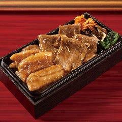 大和牛焼肉弁当(上)