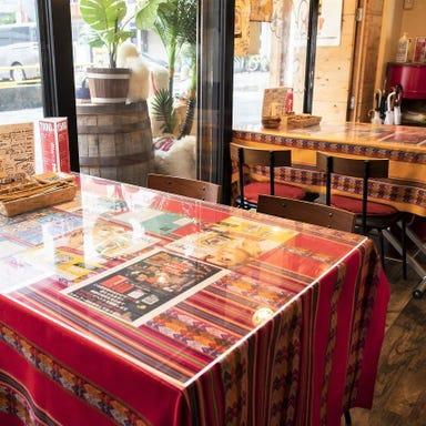 ペルー居酒屋 ふぁにーと  店内の画像