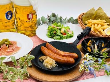 樽生30種 世界のビール博物館 グランフロント大阪店 コースの画像