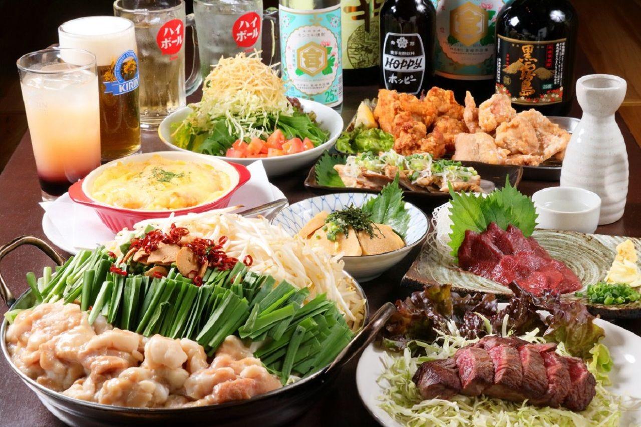 ≪宴会料理は2.000円~≫ 飲み放題にも出来ます!