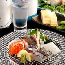 新鮮鮮魚のお祭りです