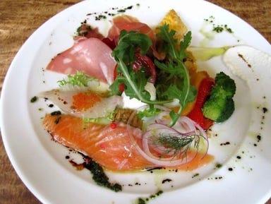 イタリア料理 ハイウェーブカフェ  メニューの画像