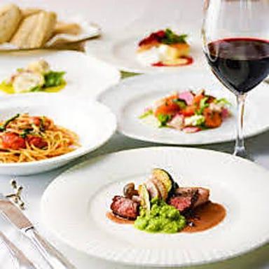 イタリア料理 ハイウェーブカフェ  コースの画像