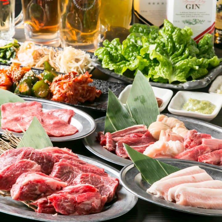 上質な肉を満喫★2728円(税込)~