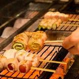 焼くと豚バラと野菜の旨味が、ジュワ~と口に広がります