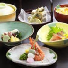 旬の加賀食材を活かした郷土料理