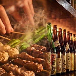 「 路地 」幻のやきとん & 焼酎Bar