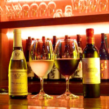 いろんなワインを愉しむためにハーフ