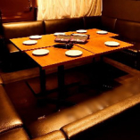 【完全個室】 シックな雰囲気を演出する個室は20名様までOK