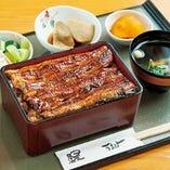 食材にこだわった最高級の鰻をご提供いたします。