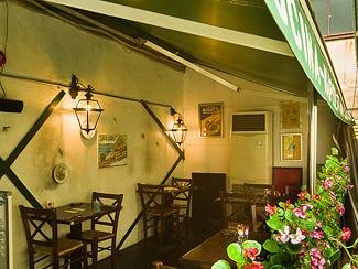 Ristorante e Pizzeria SANTA LUCIA  店内の画像