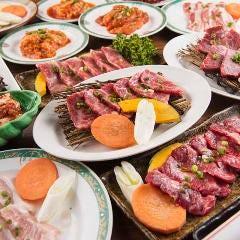 黒毛和牛・食べ放題 焼肉 龍 麹町店