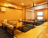 【三階】大型お座敷個室 大宴会に最適!最大48名まで可能!