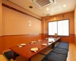 【二階】完全個室 12名様まで可能!ご予約はお早めに