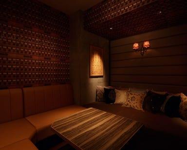 完全個室イタリアン ジェシカハウス 心斎橋 店内の画像