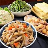 ゴロゴロ野菜と地鶏の炊き込み