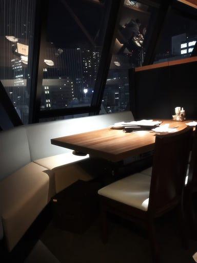 個室&夜景 韓国料理 ハヌリ 新橋店 店内の画像