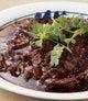 牛肉のトウガラシ煮