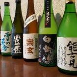 鶏料理と良く合うお酒は焼酎や日本酒、ワインなど多彩にご用意