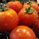 毎日仕入れる新鮮野菜!色艶が良く濃い味わいが楽しめます