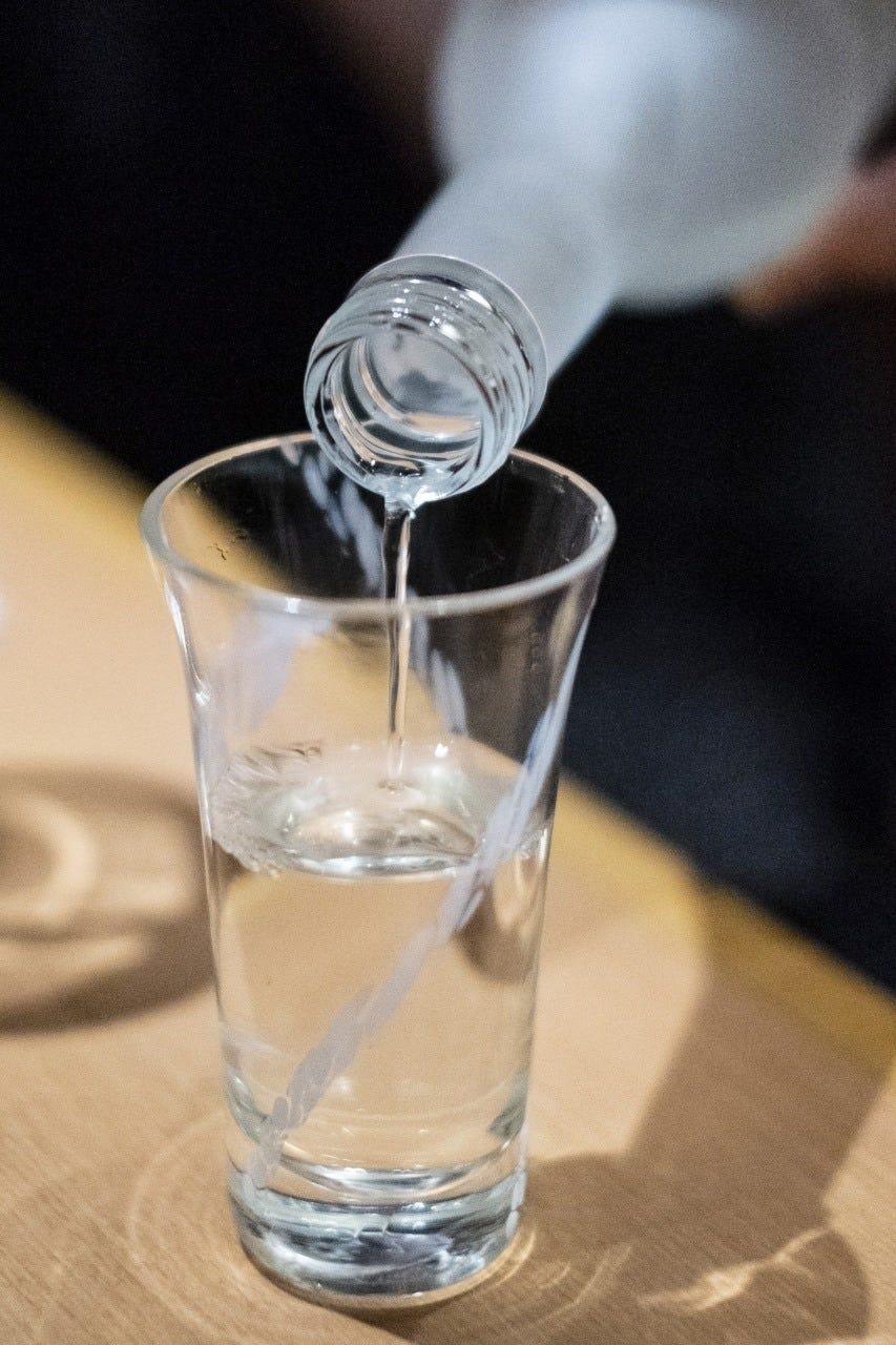 静岡の地酒を豊富にご用意