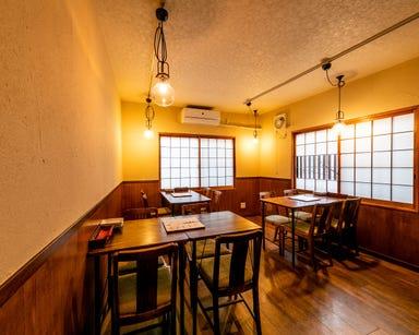 ワイン蔵バンカン 中野レンガ坂 店内の画像