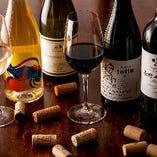 《日本ワイン》店主厳選!全国各地から取り揃えた日本ワイン