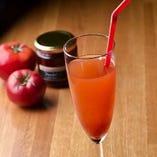自家製プレミアムトマトジュース