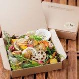 10,000食を突破した大好評サラダBOX!ホームパーティーにも◎