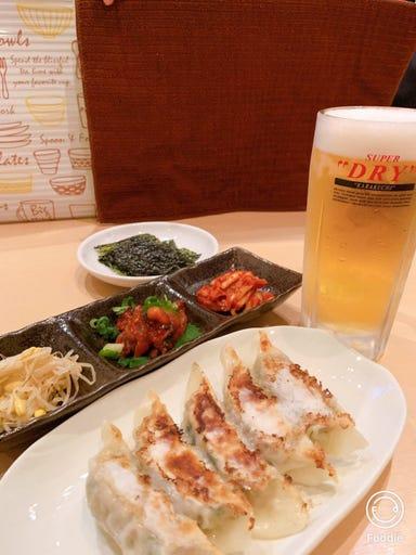 韓国惣菜・餃子の店 じゅんちゃん  メニューの画像