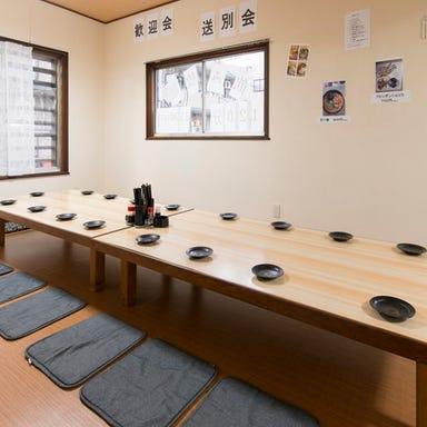 こだわりの創作ダイニング Qや 久米川 店内の画像