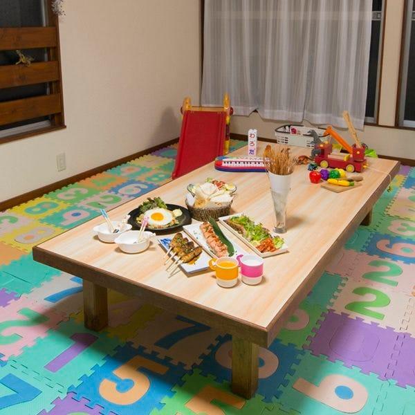 【2階】宴会個室+キッズスペース