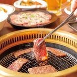<網焼き>12/14より本格焼肉食べ放題スタート!