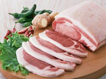 お肉もこだわっています