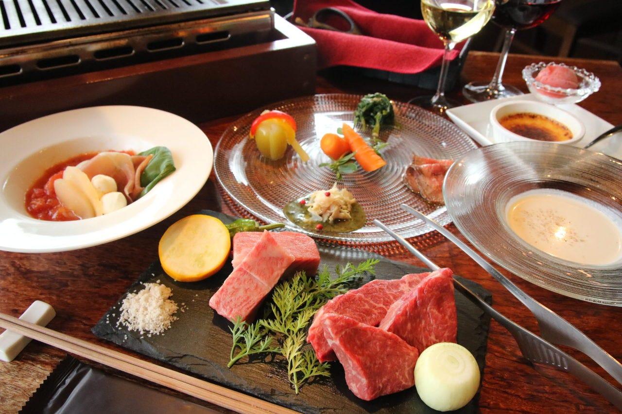 絶品肉と創作イタリアンが楽しめるヴェルデコース♪