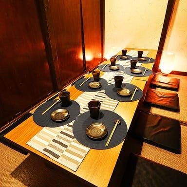 藁焼きカツオと鯛めし 十八番舟 岐阜駅店 店内の画像