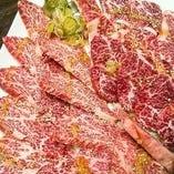 A5雪降り和牛【ゆきふり】山形尾花沢産ブランド黒毛和牛のカルビ