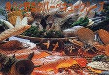 魚介と野菜のバーベキュークルーズ
