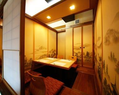個室会席・ちょっと贅沢 神田ッ子  店内の画像