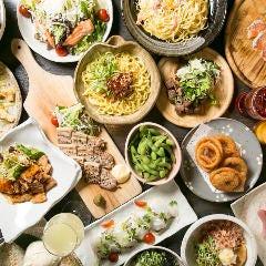 【食べ飲み放題】大満足!ゆず料理が170種以上!ドリンクも豊富!