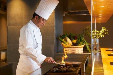 ROBATA GRILL 炉L'EAU/富士山三島東急ホテル  こだわりの画像