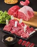 福岡が誇る銘柄牛「博多和牛」を贅沢に楽しめる『特選博多和牛一頭食べ放題コース』