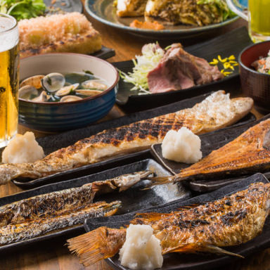 越後屋 喜八郎 恵比寿店 コースの画像